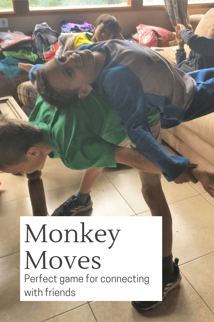 Connect With Your Buddies with Monkey Moves Game