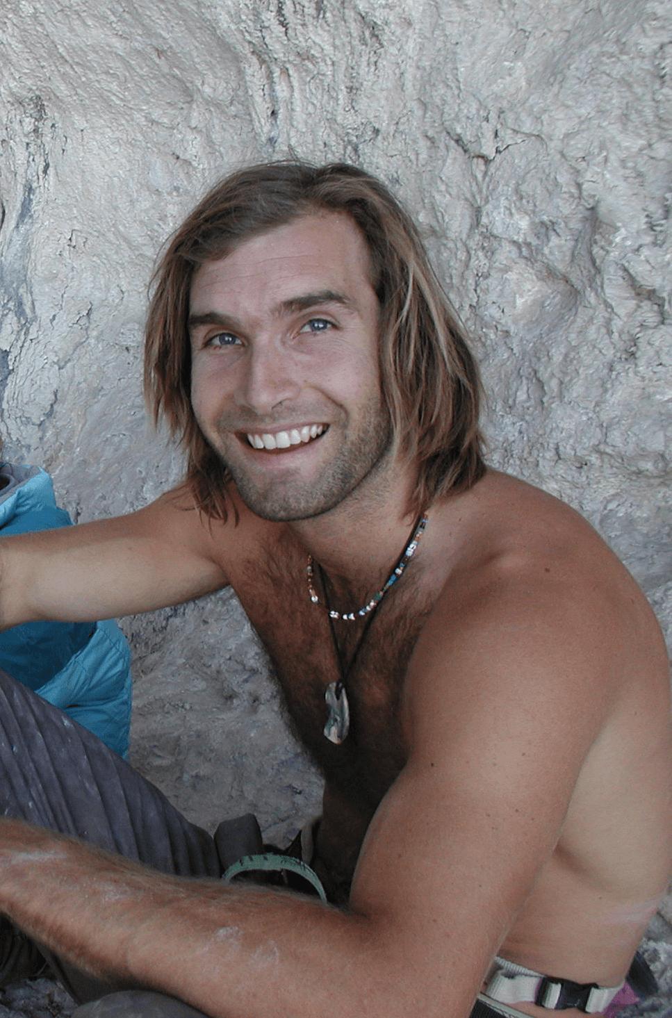 Male Rock Climbers - Chris Sharma