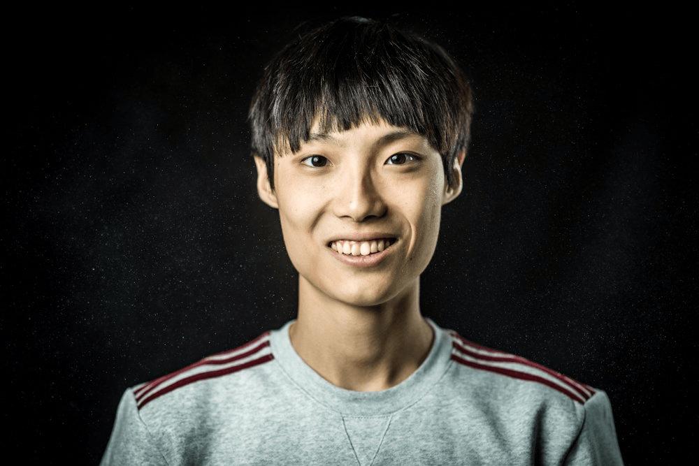 Male Rock Climbers - Jongwon Chon