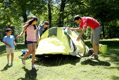 Top 10 Must Have Pieces of Camping Equipment for Families