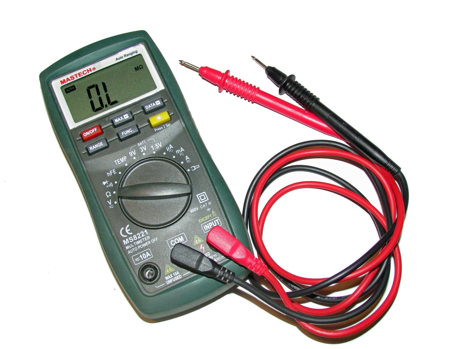 Automotive Multimeter