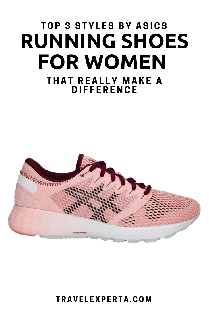 Running Shoes for Women that Really Make a Difference
