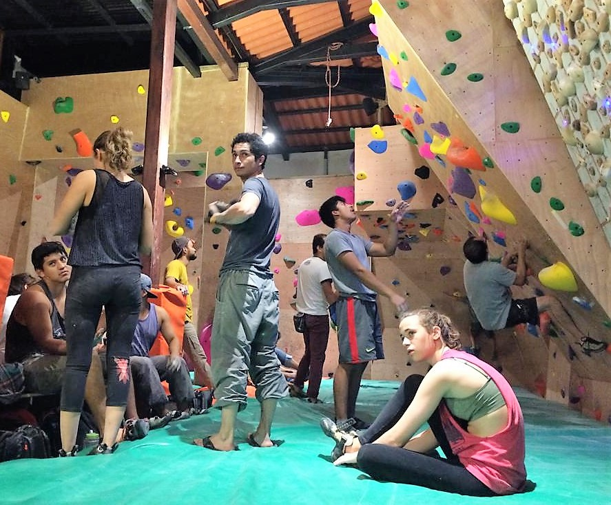 Our New Spot - QuboAntigua Climbing Gym
