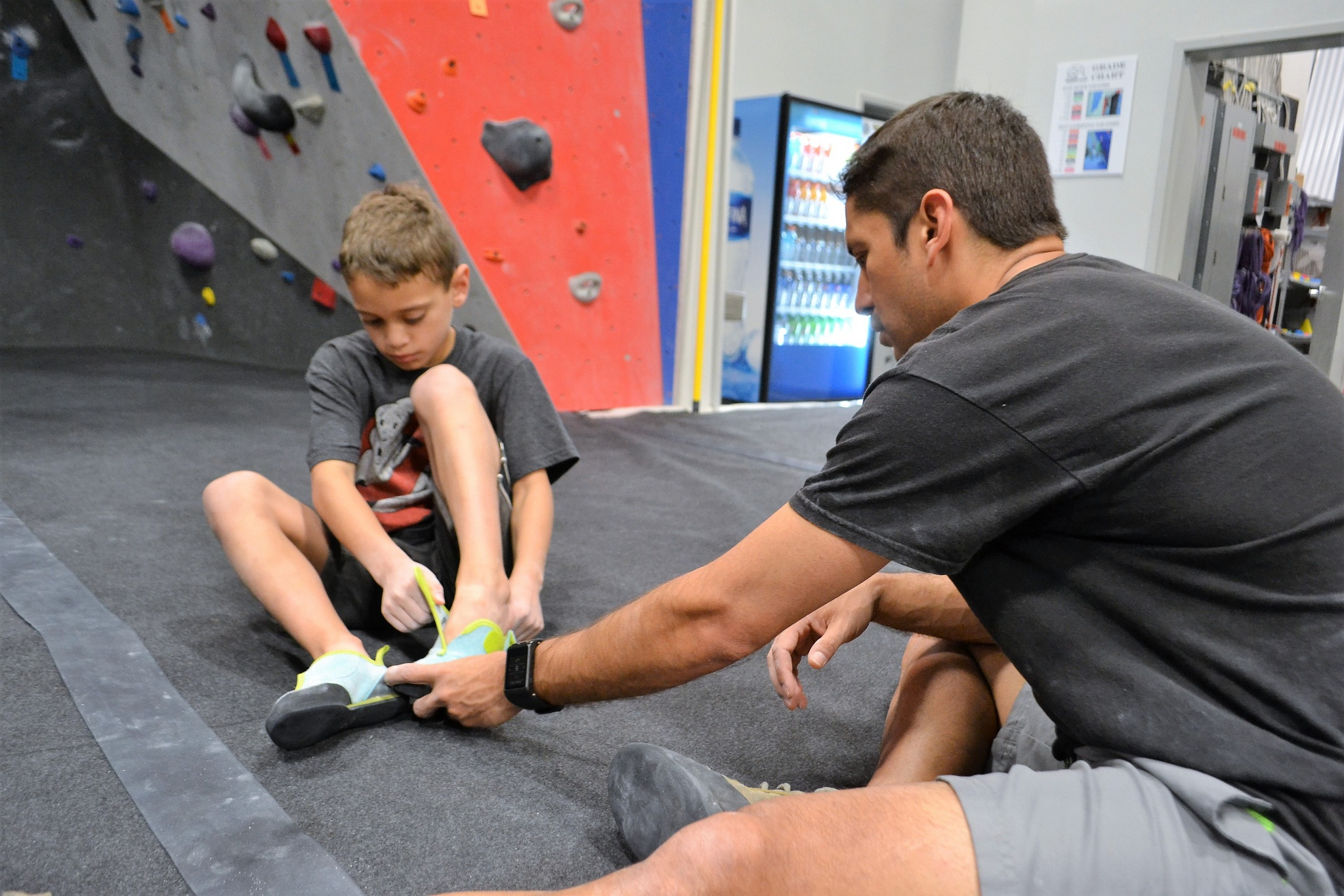 Kids Climbing Shoes - What to Look for!
