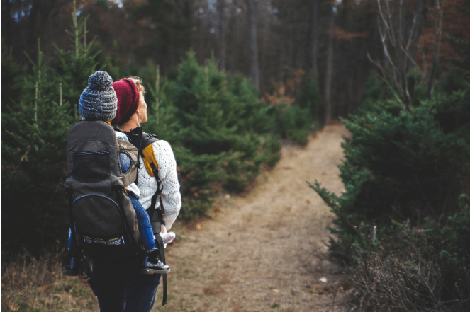 How To Prepare For Hiking With A Baby
