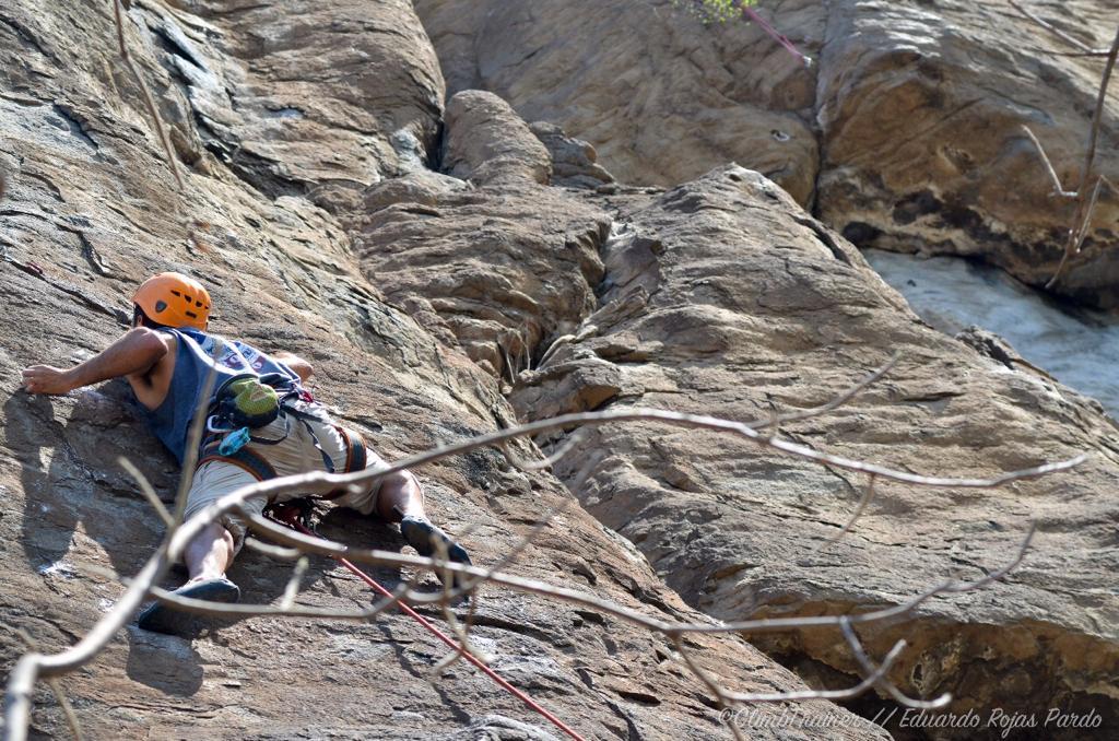 Climbing in Guatemala