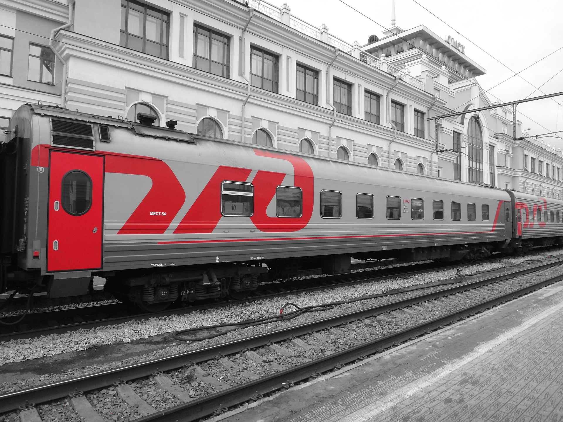 Travel Russia The Right Way - Guide to Russian Trains