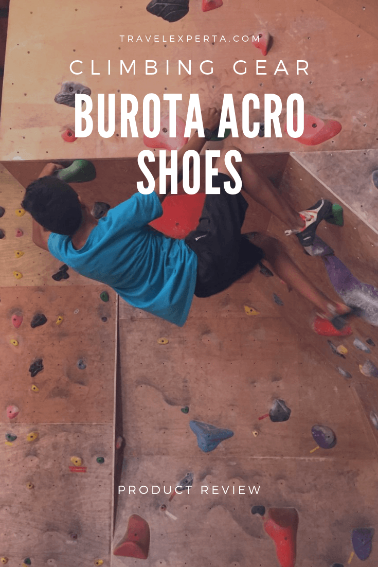 Product Review - Why Butora Acro is a Good Choice for Climbing Shoes