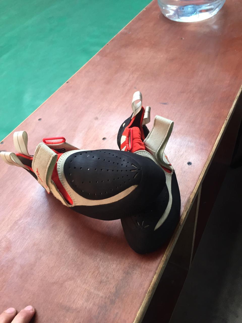 Burota Climbing Shoes Review