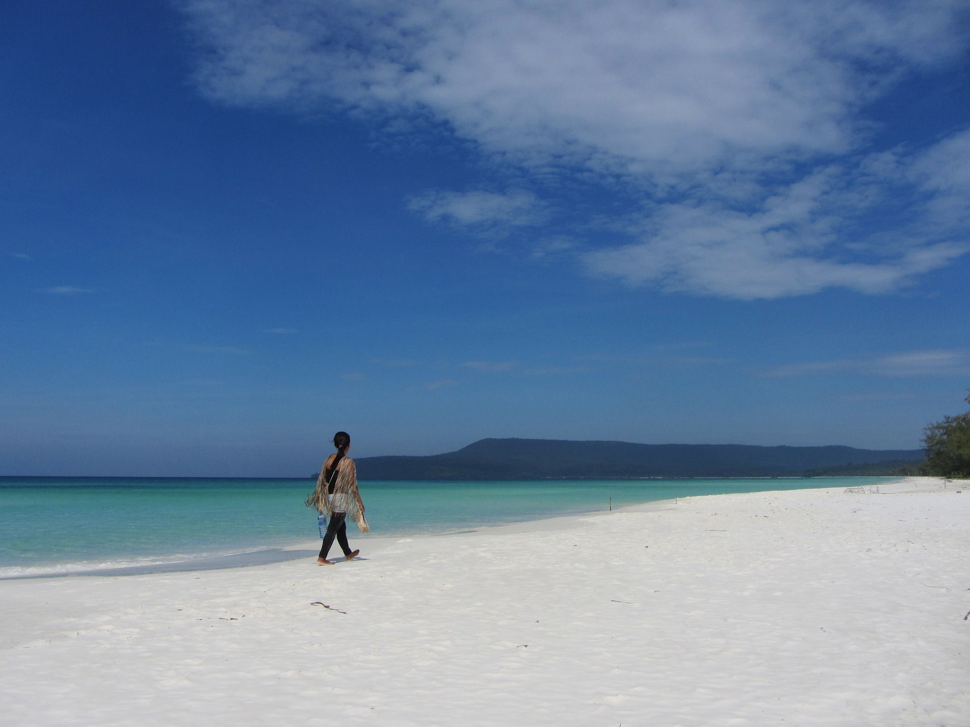 things to do in cambodia - Koh Rong night life