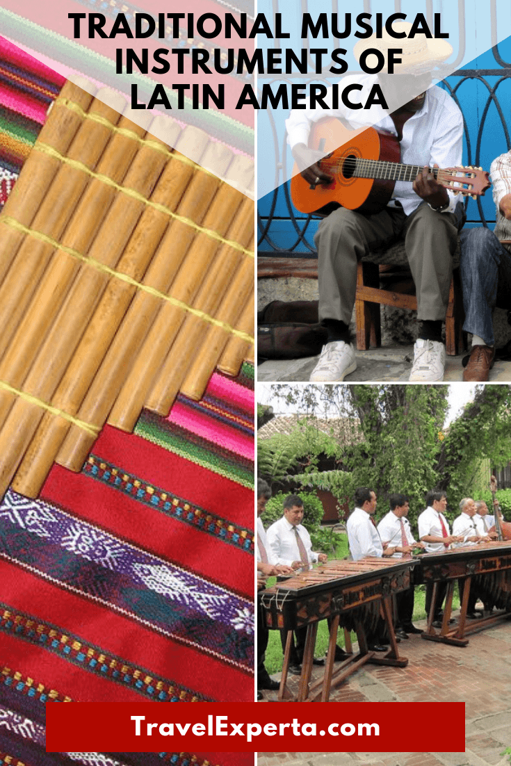 5 Traditional Musical Instruments of Latin America