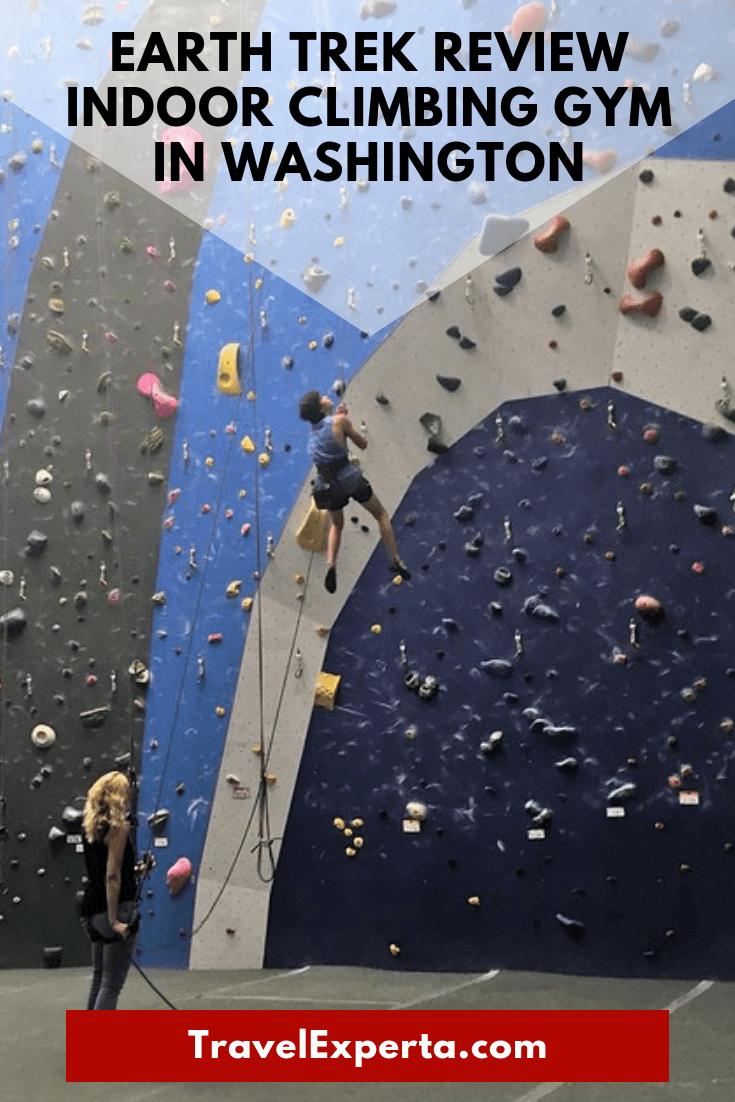 Where To Go While Looking for an Indoor Climbing Gym in Washington DC Area