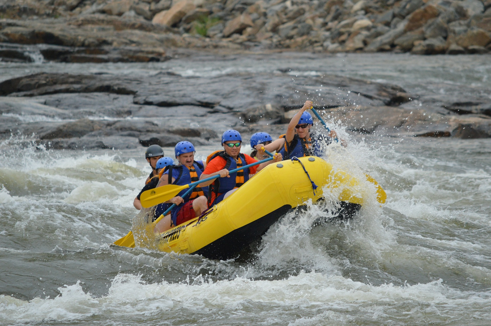Everything You Need to Know About Ocoee River Rafting
