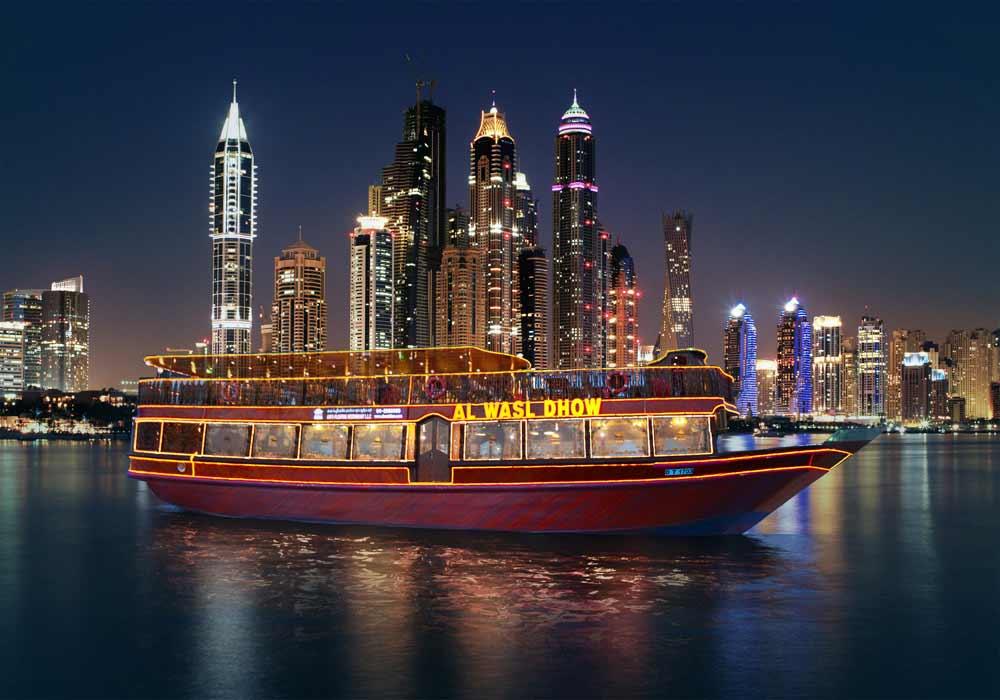 Top Four Exciting Ways to Explore Dubai