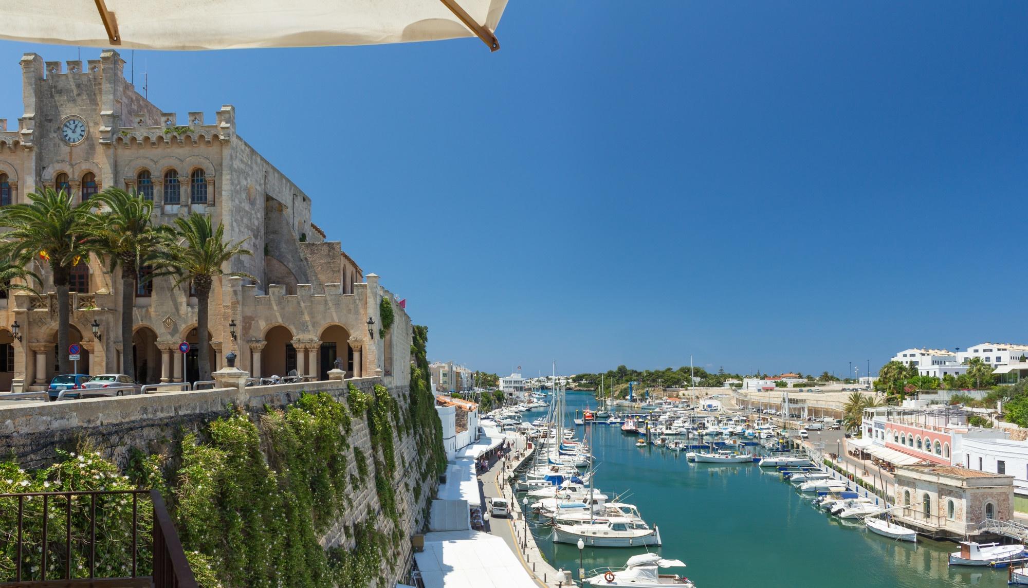 Beautiful Seaside Towns in Menorca