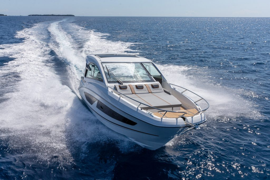 6 Exciting New Boats Launched at the Cannes Yachting Festival 2019