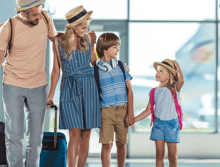 Traveling with a Kid Can Be Easy