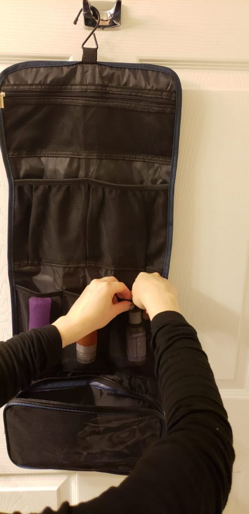 Hanging Toiletry Travel Bag Review