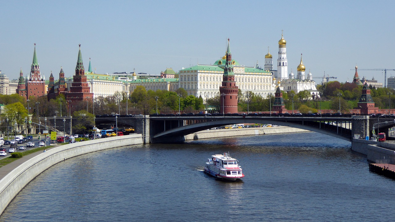 Why You Should Take a River Cruise in Russia