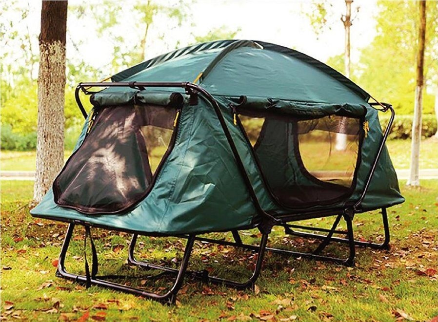 5 Advantages Of Tent Cots For Camping