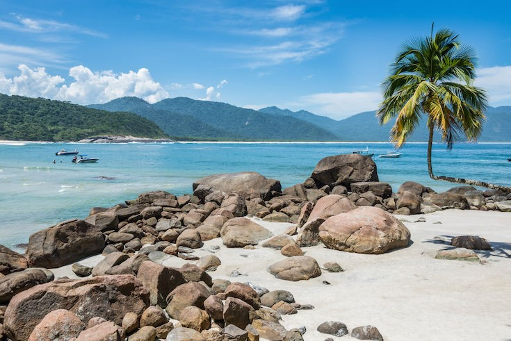 Top 10 Tourist Destinations in Latin America 7 - ilha grande