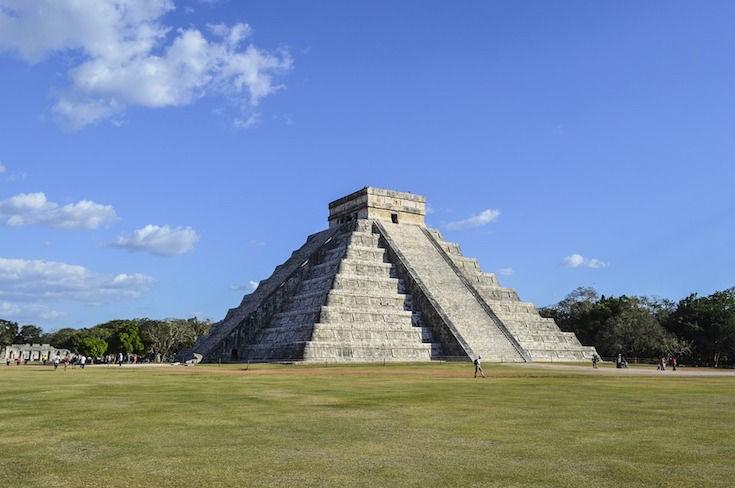 Top 10 Tourist Destinations in Latin America 8 - chichen itza