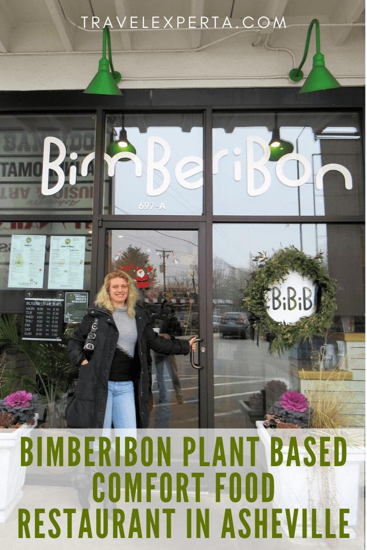 Bimberibon Plant Based Comfort Food Restaurant in Asheville