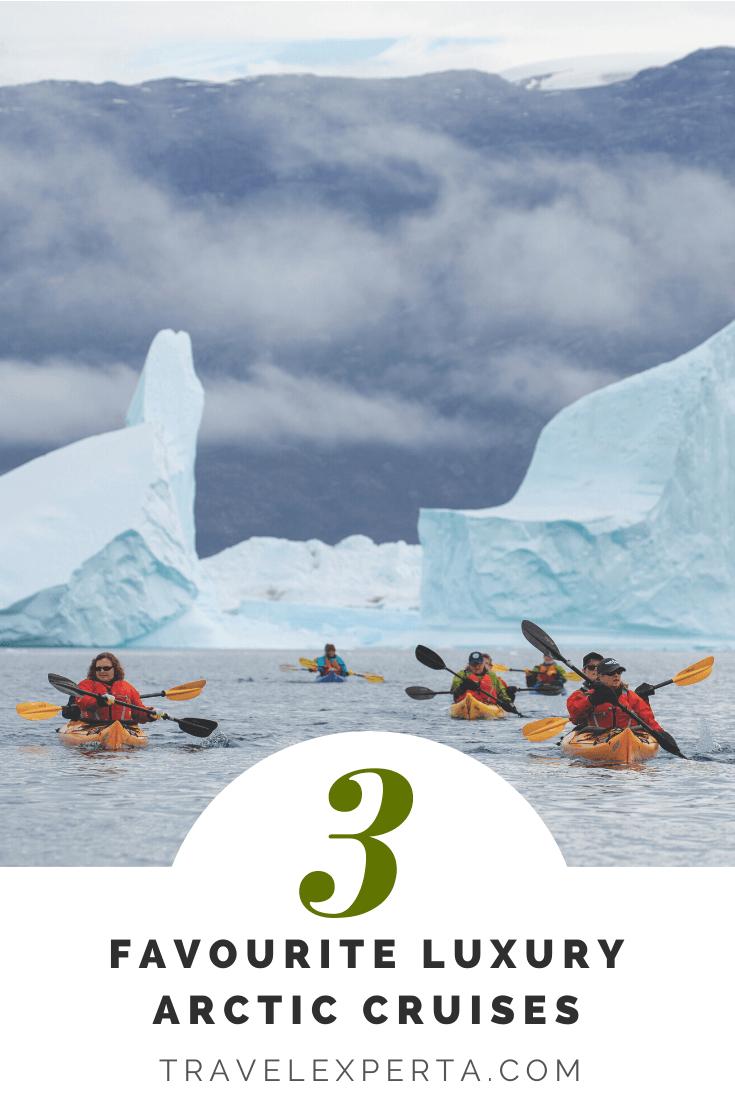 3 of Our Favourite Luxury Arctic Cruises