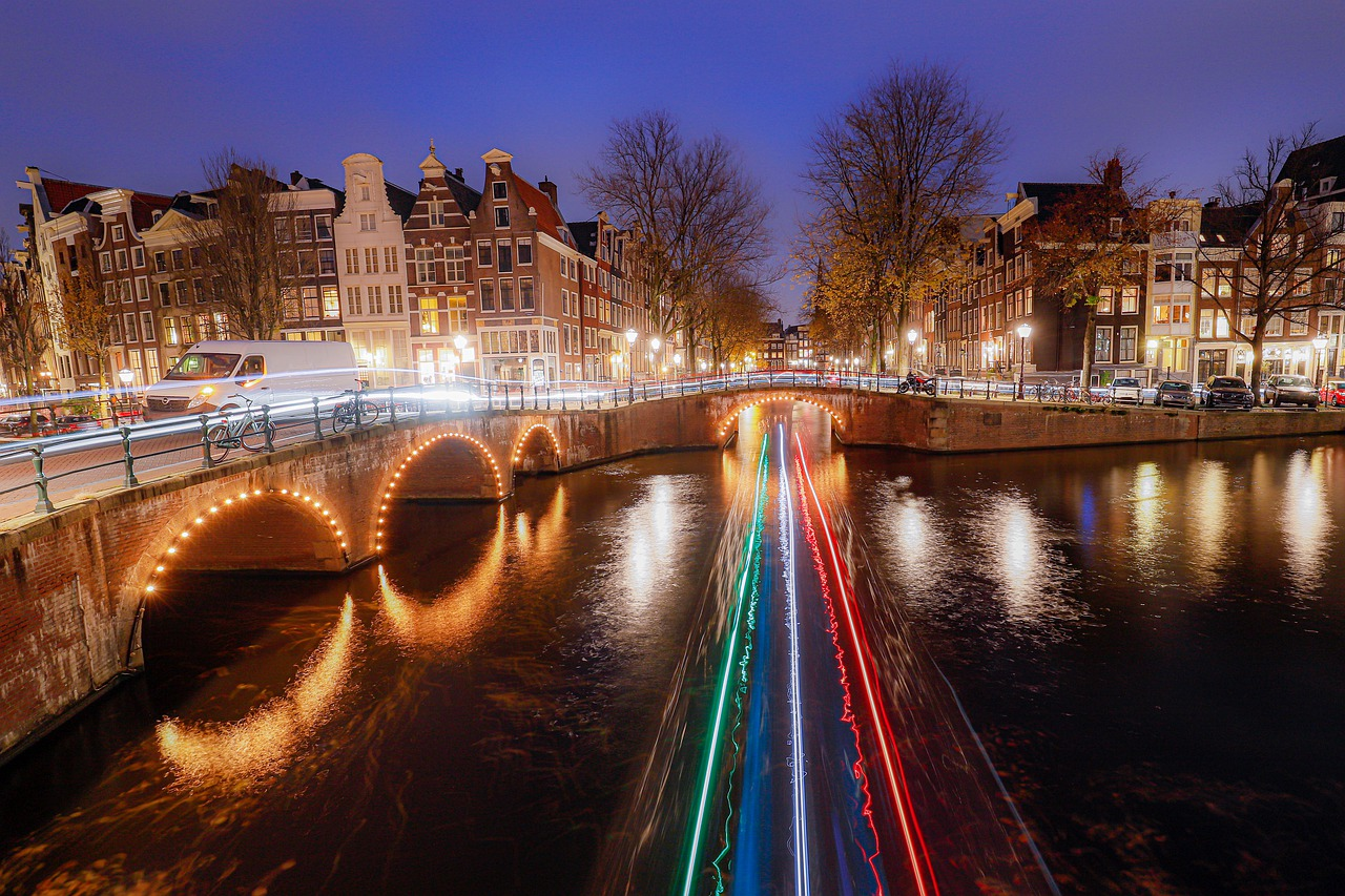 Top 5 Must Visit Places in Amsterdam