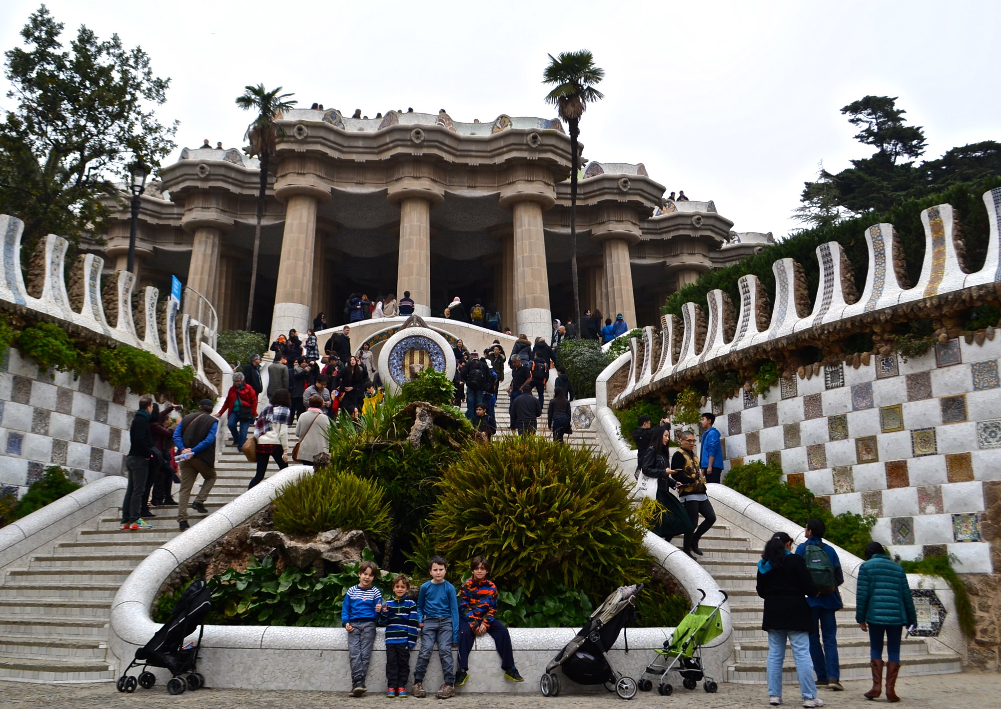 Places to Visit in Barcelona - parc guell