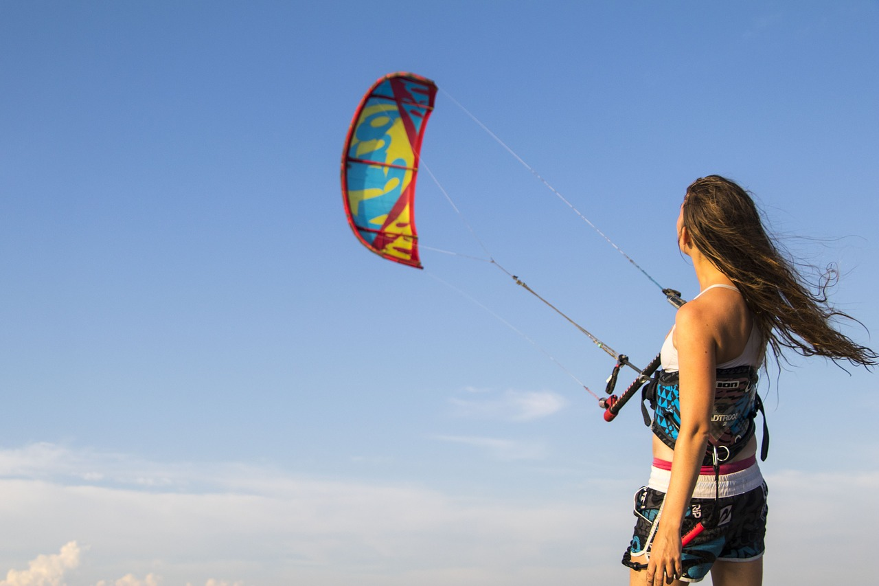 Top 7 Places To Kite Surf In The World