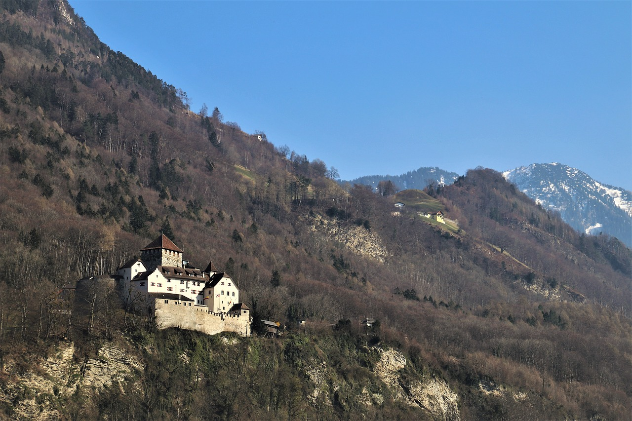The Least-Visited Countries in Europe -Liechtenstein