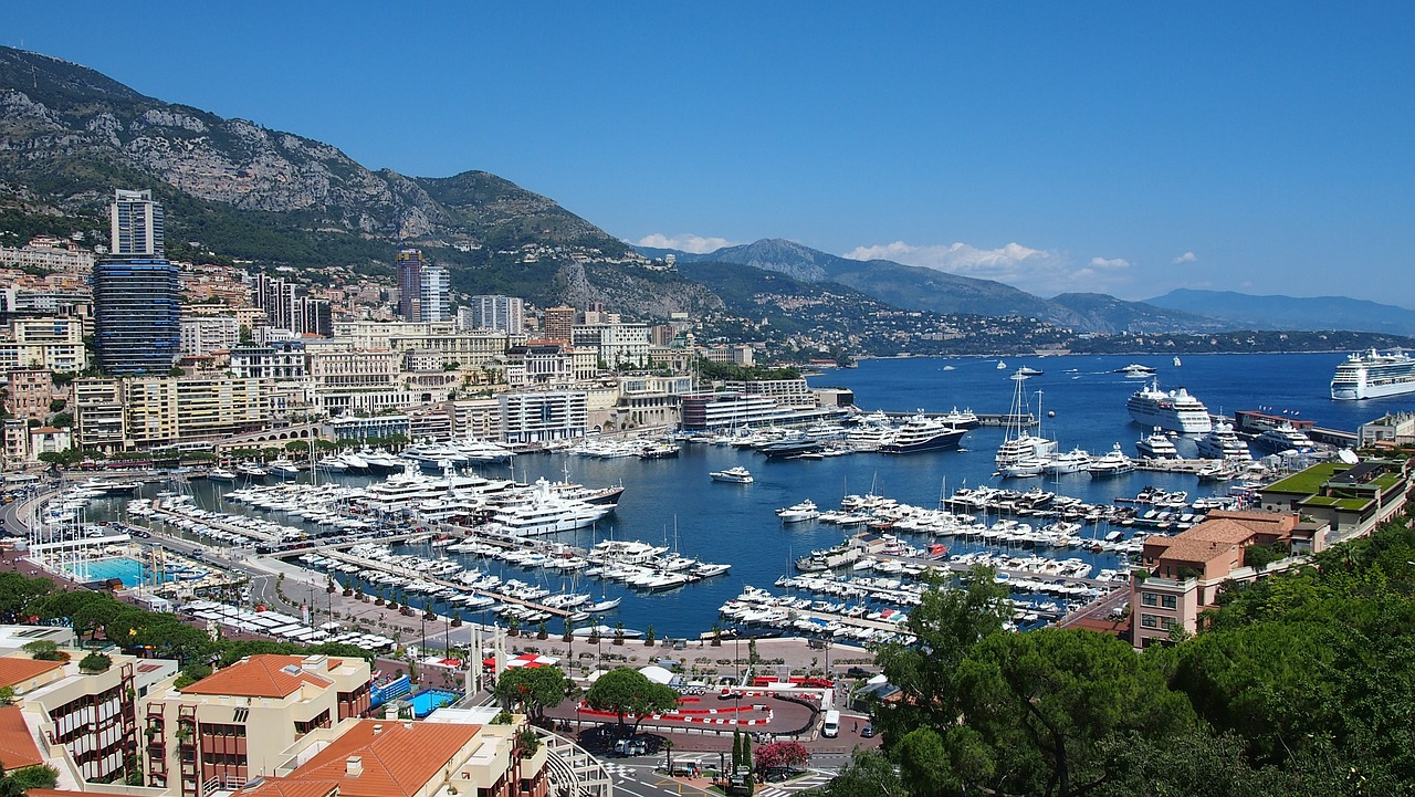 The Least-Visited Countries in Europe - monaco