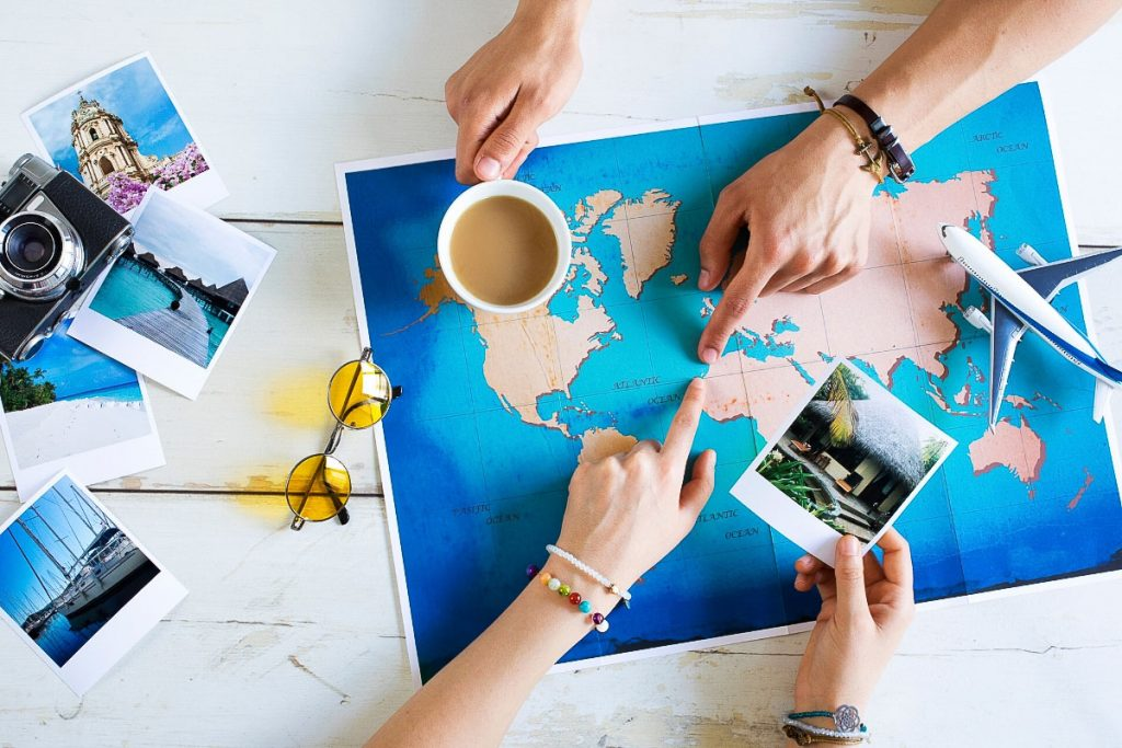 Surprising Ways To Travel From Home