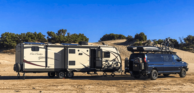 How to Prepare for Cold Weather RV Living
