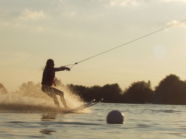 Beach Adventures You Shouldn't Miss When Visiting Europe - water skiing