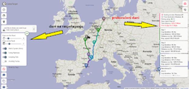CampTarget - Intelligent Travel Planner