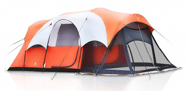How To Choose The Right Tent For Camping