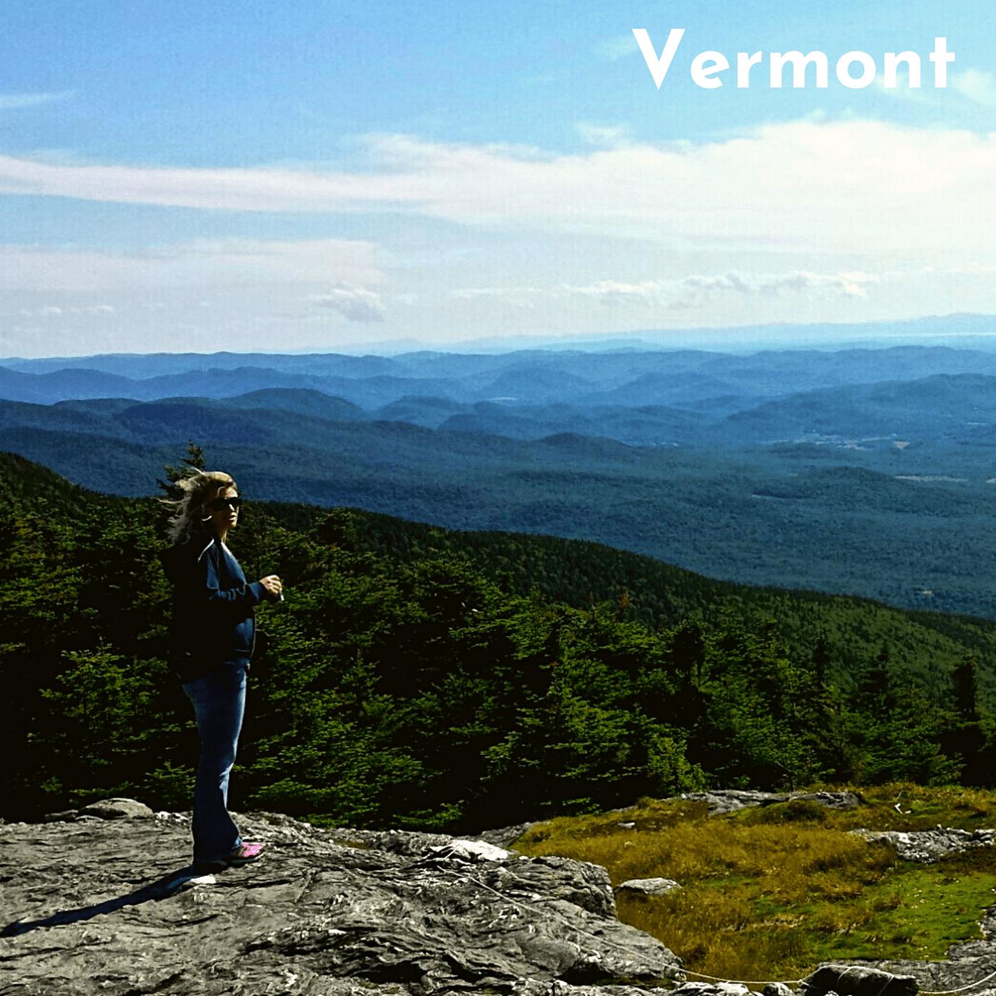 Vermont Bucket List