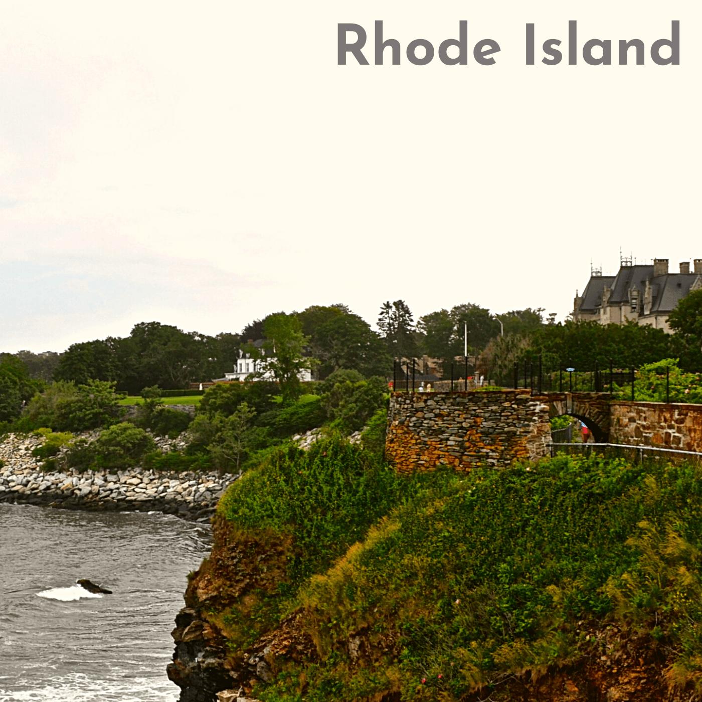 Rhode Island Bucket List
