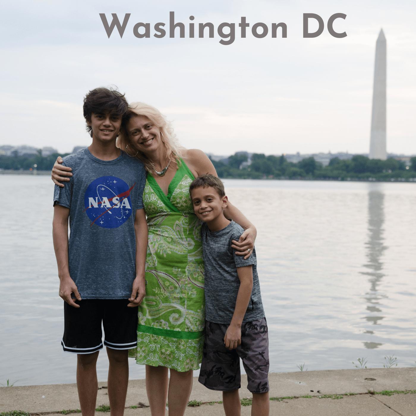 Washington DC Bucket List