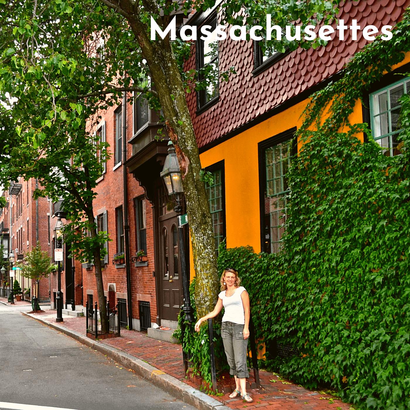 Massachusetts Bucket List