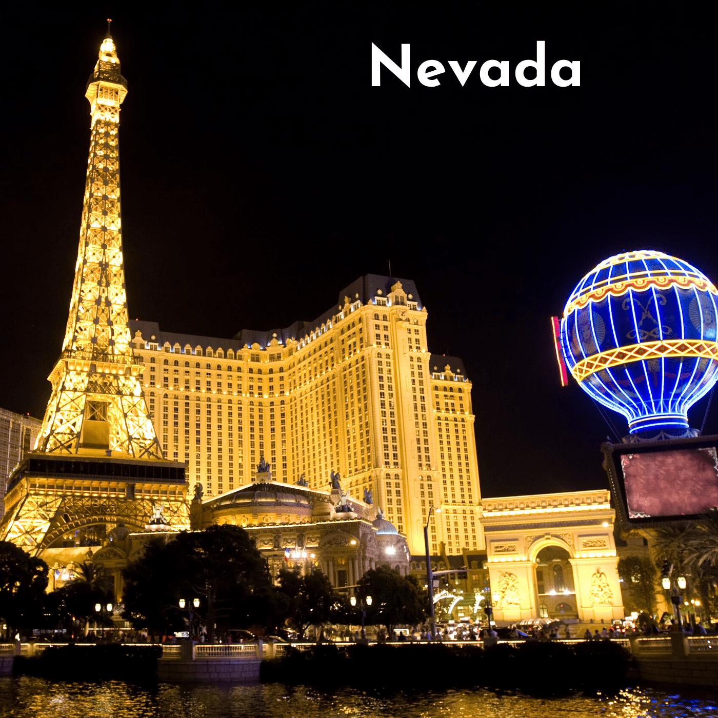 Nevada Bucket List