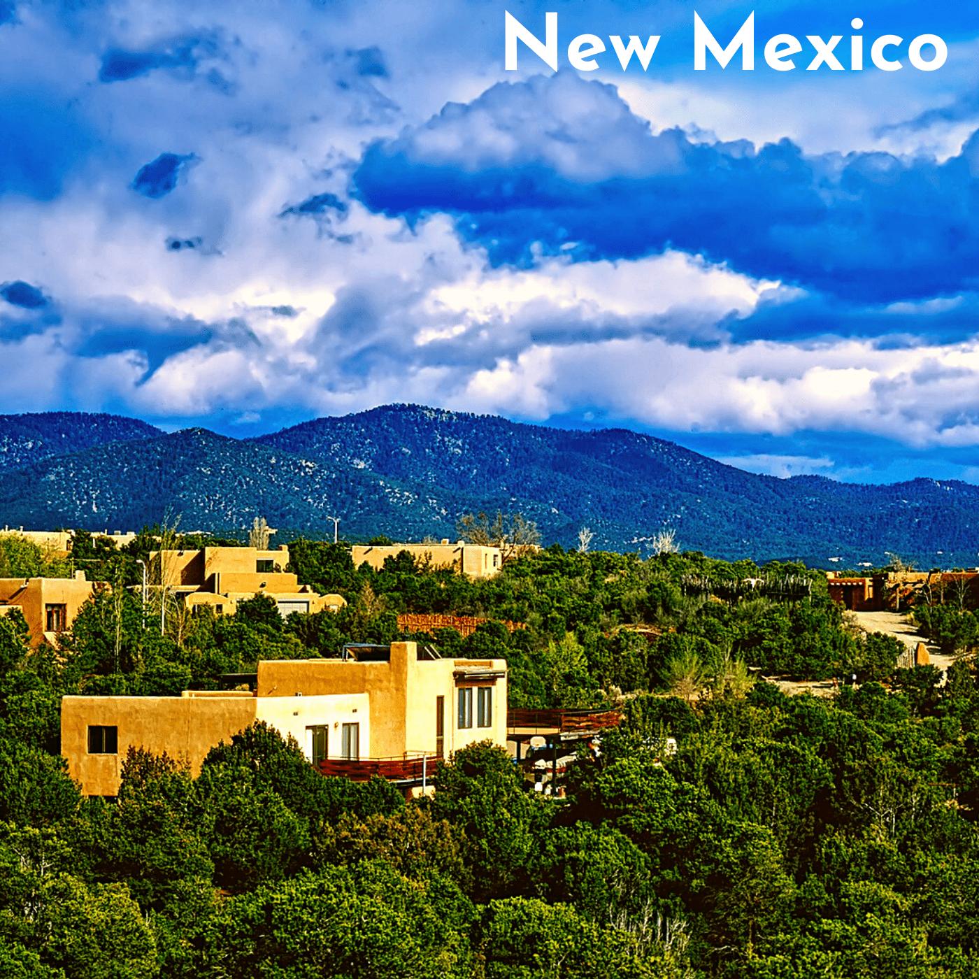 New Mexico Bucket List