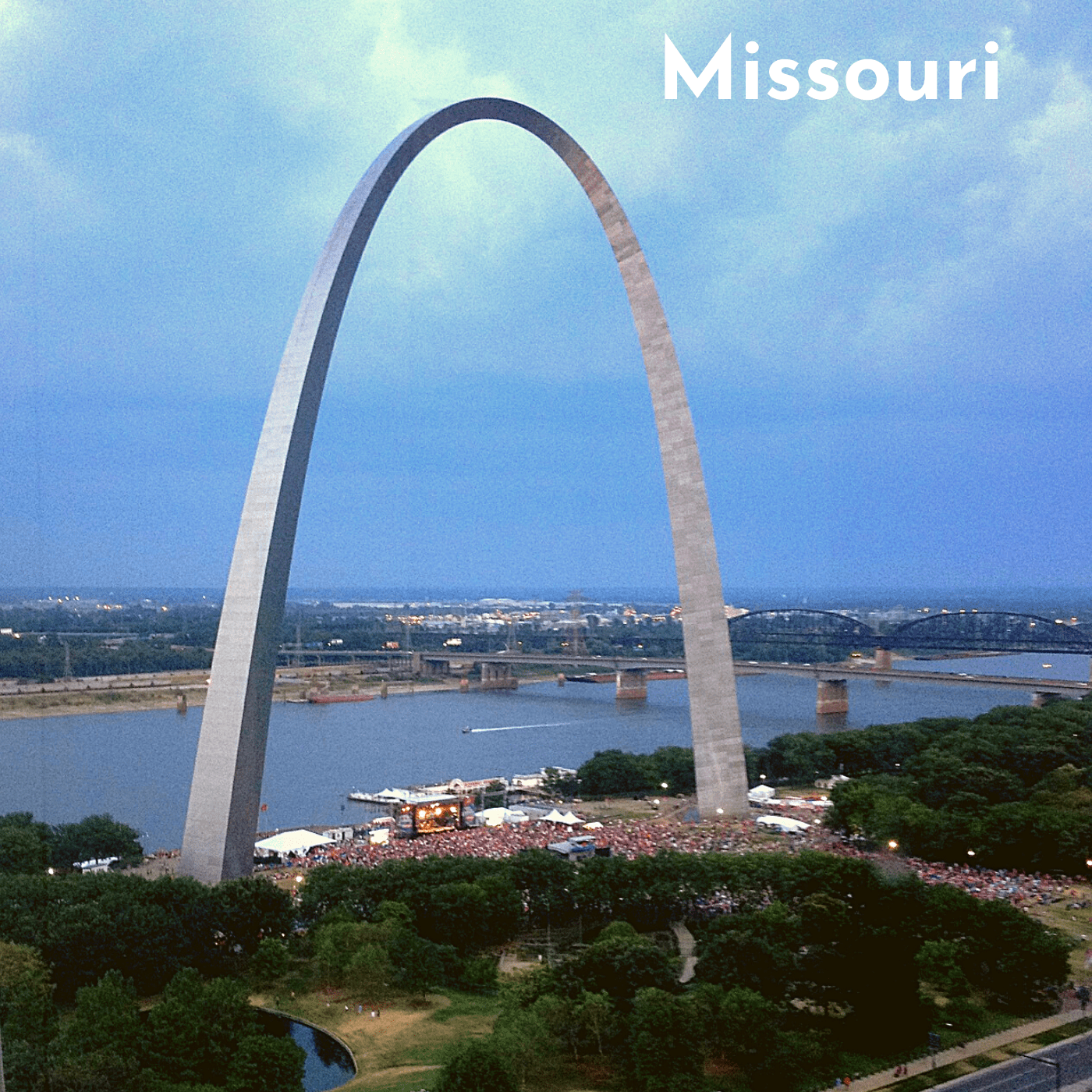 Missouri Bucket List