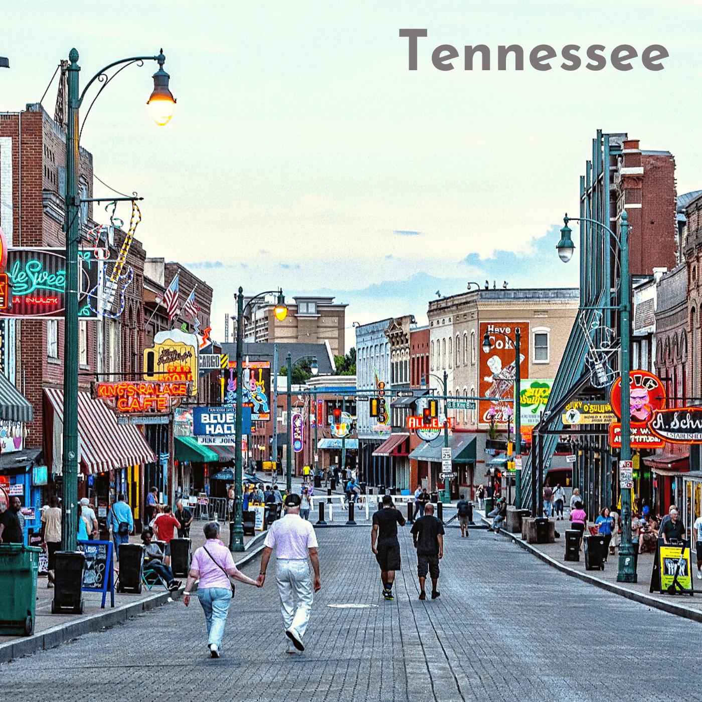 Tennessee Bucket List