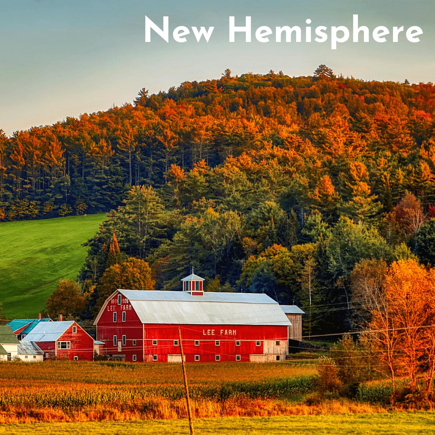 New Hemisphere Bucket List