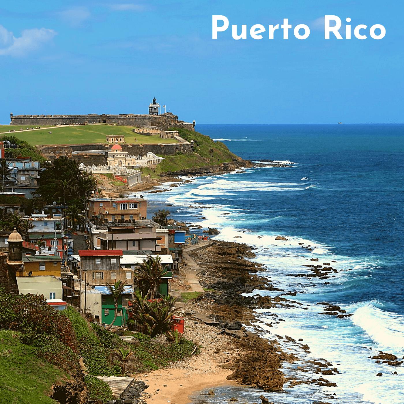 Puerto Rico Bucket List