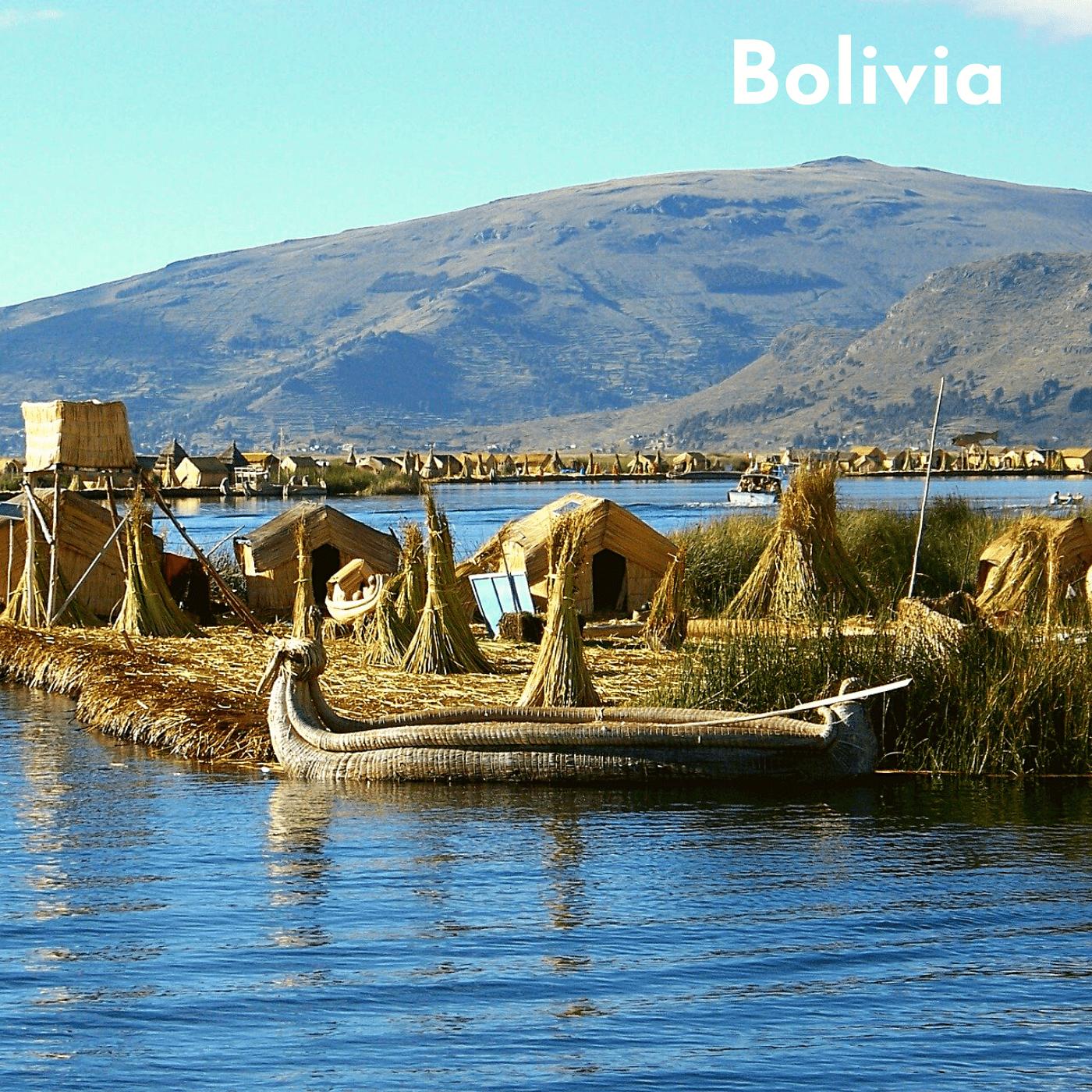 Bolivia Bucket List