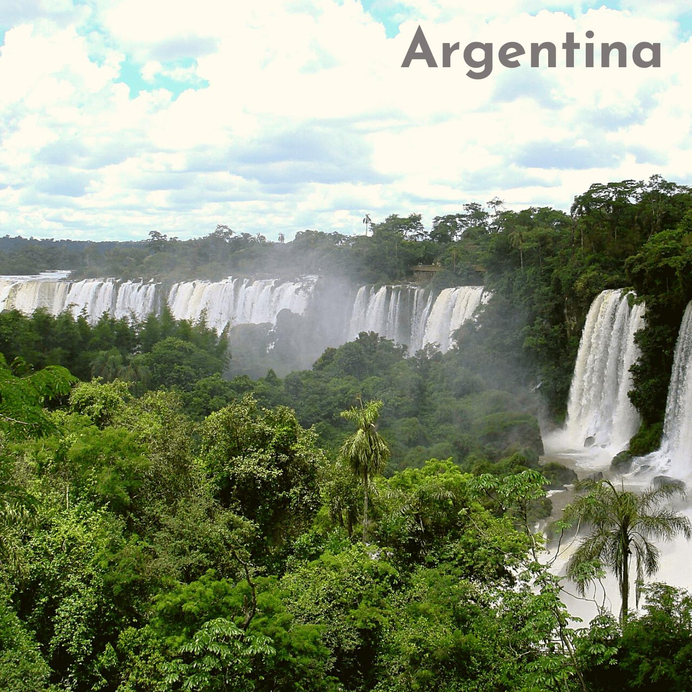 Argentina Bucket List